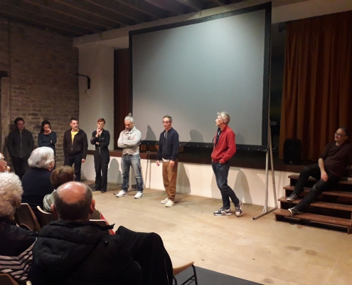 """Stage """"le film choral"""""""