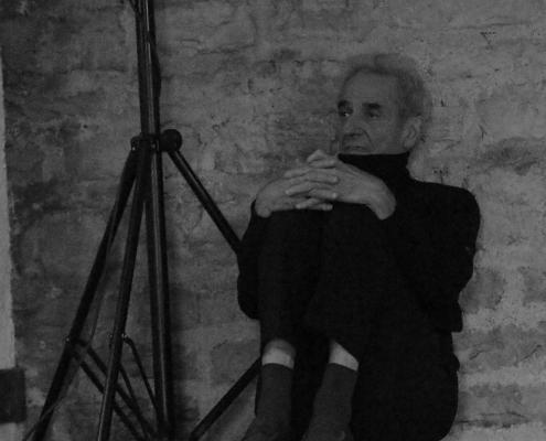 Portrait de Jean-Louis Hourdin- 7e Rencontres Jacques Copeau©Antonella Minchella , Romane Clere, Zoé Bardot