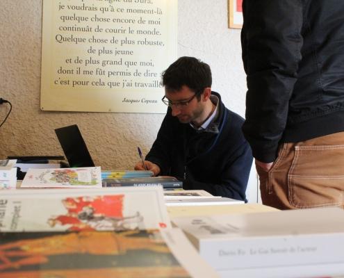 Portraits des bénévoles des 7e Rencontres Jacques Copeau