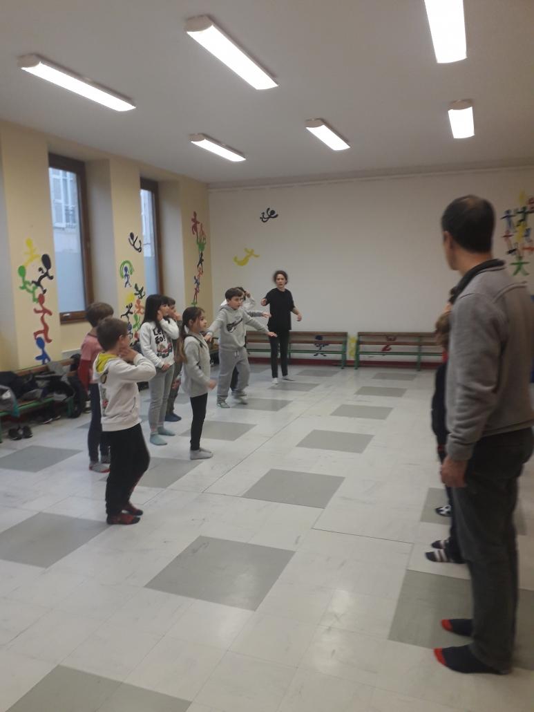 Atelier Théâtre avec Lucie Donet