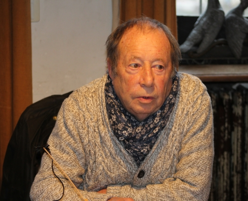 Rencontre avec Norbert Furhmann