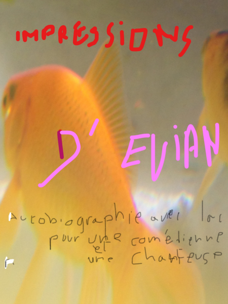 Impressions d'Evian - cie Le Grand Courbe