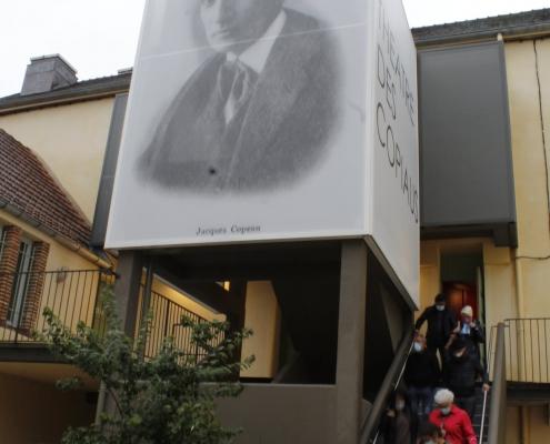 Inauguration du Théâtre des Copiaus - Chagny