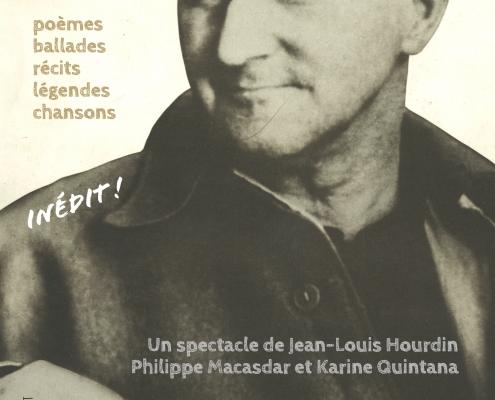 Berthold Brecht: Pensées | Jean-Louis Hourdin - Philippe Macasdar - Karin Quintana